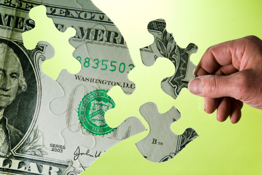 Money and Budgets: It's a Puzzle